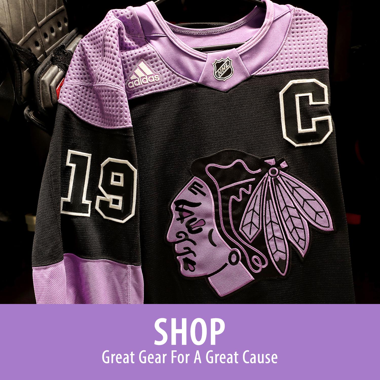 nhl hockey fights cancer jersey