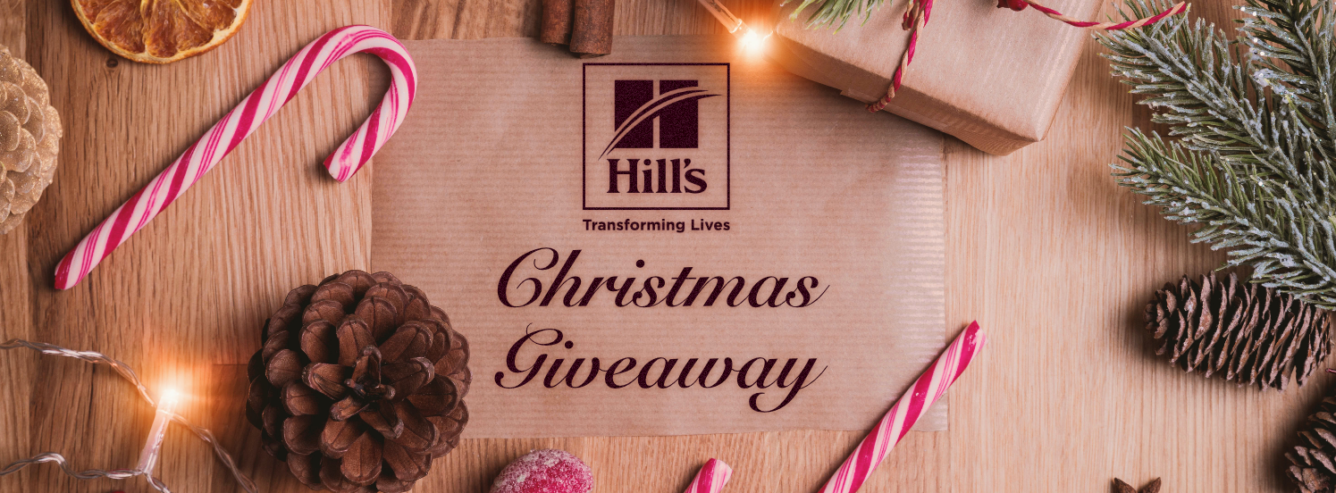 Hill's Christmas Giveaway